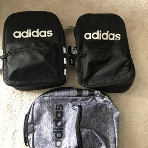 Handbags - Adidas santiago insulated school lunch box gym